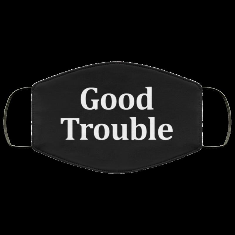 good trouble mask black wintley phipps