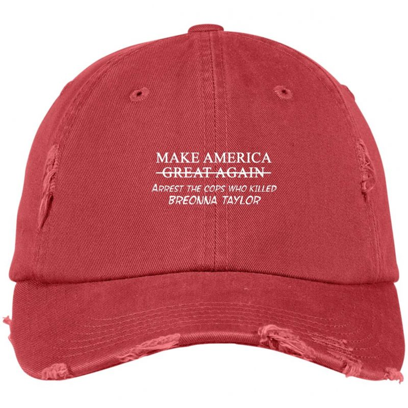 Arrest the cops who killed Breonna Taylor MAGA Lebron hat