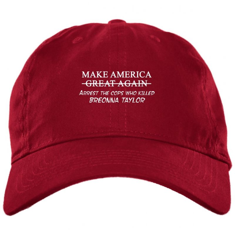 MAGA Lebron hat Arrest the cops who killed Breonna Taylor