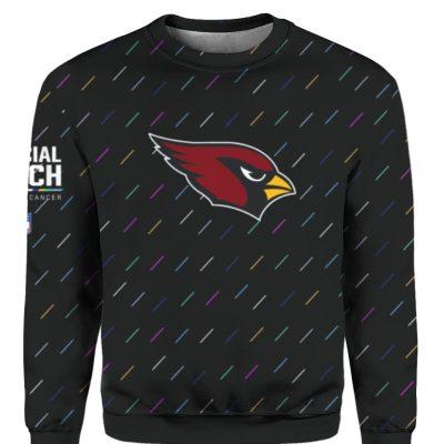 Arizona Cardinals 2021 NFL Crucial Catch Sweatshirt