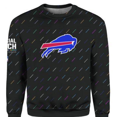 Buffalo Bills 2021 NFL Crucial Catch Sweatshirt