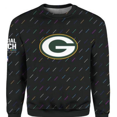 Green Bay Packers 2021 NFL Crucial Catch Sweatshirt