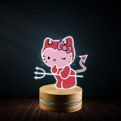 Hello Kitty devil neon light 1 1